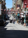 SF Chinatown - Grant Ave