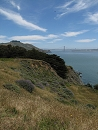 Golden Gate Bridge z Point Bonita